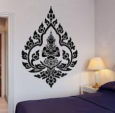 Buddha Yoga Meditation Wall Decals Tagged Buddha Wallstickers4you