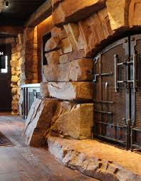fireplace doors custom blacksmithing