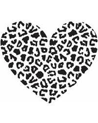 Amazing Deals On Wall Vinyl Sticker Decals Mural Eye Heart Leopard 22 X35