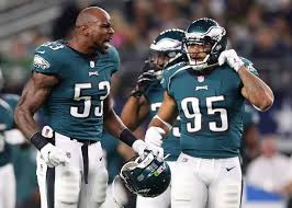 Singing the song of Nigel Bradham, the Eagles' 'unsung hero' – The ...
