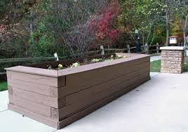 building elevated planter boxes for
