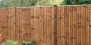 Different Types Of Garden Fence Panels Colourfence