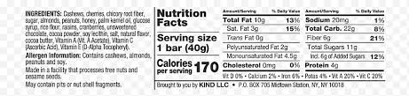 cake sugar nutrition facts label