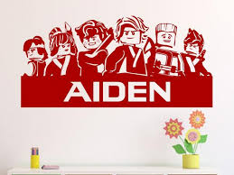 Lego Ninjago Movie Personalized Vinyl Wall Decal Decals By Droids