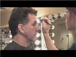 theatrical makeup how to do old man