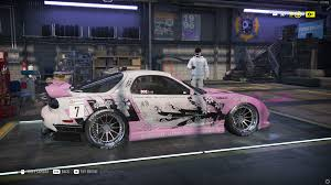 My Version Of The Need For Speed World Cherry Blossom Rx7 Needforspeed