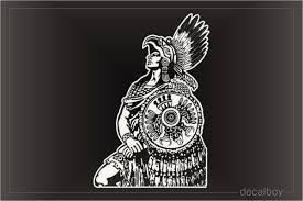 Aztec Decals Stickers Decalboy