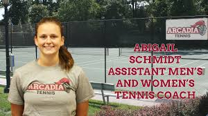 Schmidt Added to Men's and Women's Tennis Coaching Staff - Arcadia  University Athletics