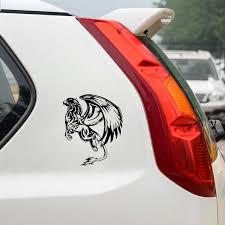 Buy 15cm 18cm Car Decal Distinctive Graphical Vinyl Phoenix Pattern Car Window Sticker Car Sticks Decals At Jolly