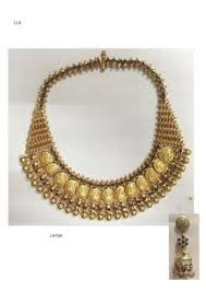22kt antique gold coin necklace