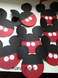 Un Cumple De Mickey Mouse Mama Puede