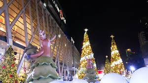 things to do for christmas in bangkok