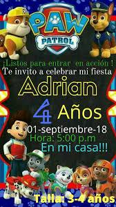 Imagen De Patricia En Lo Que Me Gusta Invitacion Cumpleanos