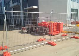 Manufactuers Direct Supplier Temporary Construction Fence Panels 2100mm 2400mm Od 40mm Sydney Melbourne Full Containers