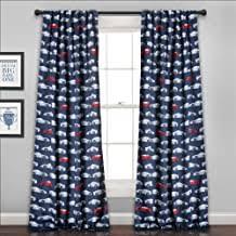 Amazon Com Lightning Mcqueen Curtains For Boys Kids Room