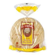 el al yellow corn ranchera tortillas