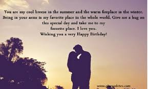 special happy birthday quotes lover
