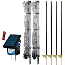 Electrofence Plus 11 48 12 Starter Kit Premier1supplies