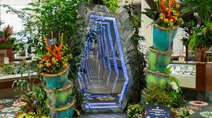 flower show voyage to oceanum macy s