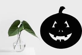 Halloween Pumpkin 04 Vinyl Wall Car Window Decal Fusion Decals