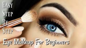 beginner eye makeup tips tricks