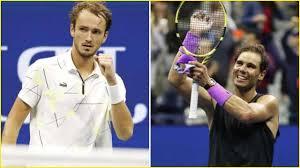 Rafael Nadal vs Daniil Medvedev US Open ...