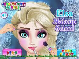 elsa makeup free games saubhaya makeup