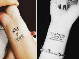 Tatuaze Na Nadgarstku Zobacz 5 Najmodniejszych Wzorow