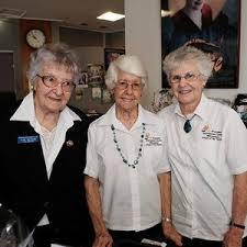 Friends of the Theatre's Lois McNeill, Myrtle Evans and Helen ...   Buy  Photos Online   Whitsunday Times