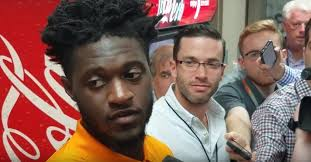 Video: Brandon Johnson doesn't look ahead to Florida week any ...