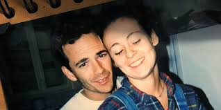Luke Perry's daughter says her mom has been a 'rock' since his death
