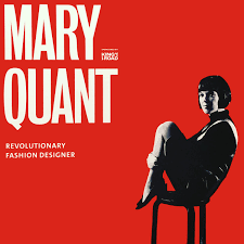 Mary Quant exhibition at the V&A | Mary Quant was the style icon who reinvented 1960's fashion. — Personalised Christmas Sacks | Harrow & Green