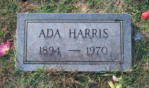 CAMPBELL HARRIS, ADA - Lawrence County, Arkansas   ADA CAMPBELL ...