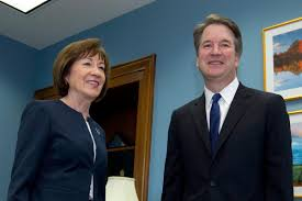 More Than $300,000 Has Been Pledged Against Susan Collins If She Votes for  Brett Kavanaugh