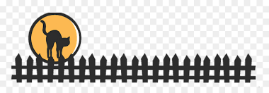 Halloween October Spooky Scary Frame Ribbon Moon Cute Halloween Border Png Transparent Png Vhv
