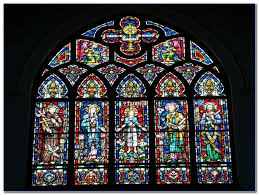 cost of stained glass windows church