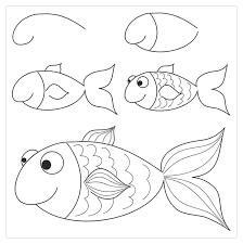 14 Πανεύκολα Παραδείγματα για να μάθετε στο παιδί σας να Ζωγραφίζει. -  Fanpage