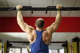p90x back and biceps workout fitness