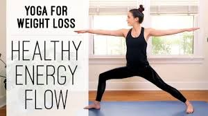 healthy energy flow yoga with adriene