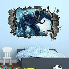 Superhero 3d Wall Decor