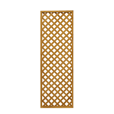 Diamond Lattice Trellis Panel W 1 83m H 0 61m Pack Of 5 Departments Diy At B Q