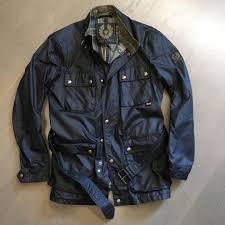 belstaff roadmaster waxed jacket