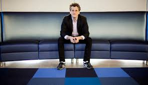 Aaron Levie of Box Always on Fast-Forward - Disruptions - The New York Times