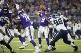Report: Seahawks DT Shamar Stephen to sign with Vikings, return to  Minnesota - seattlepi.com