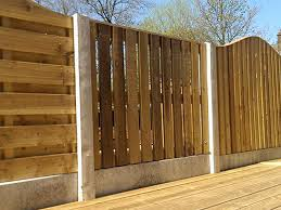 rt fencing garden fence panels