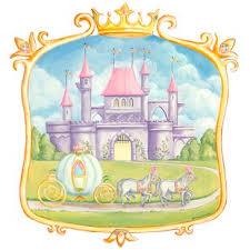 Princess Castle Wall Decal Wayfair