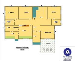 two bedroom house plan east facing