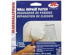 wall repair patch kit