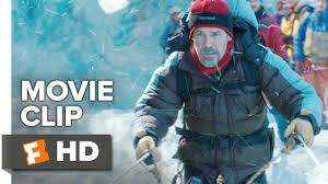 Everest Movie CLIP - Crossing the ...