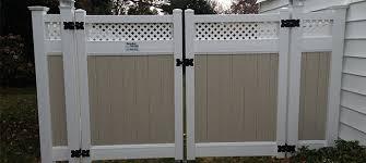 Vinyl Fence Styles For Summer 2019 Vinyl Fence Design Blog